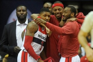 Paul Pierce, John Wall and Bradley Beal - Washington Wizard's Blog