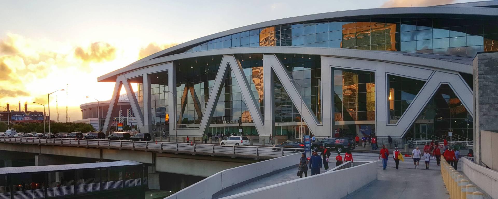 Washington Wizards Blog - Phillips Arena