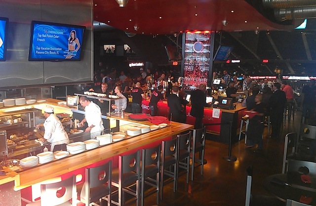Washington Wizards Bar - Red Restaurant