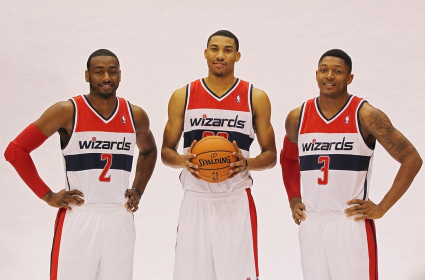 Wizards Media Day 2015