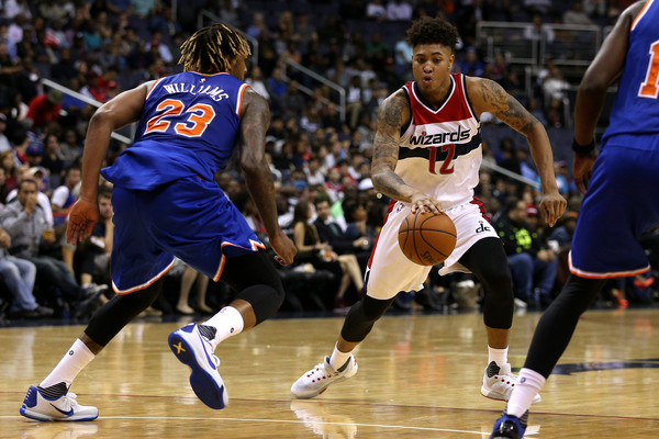 Kelly Oubre, Washington Wizards Guard/Forward
