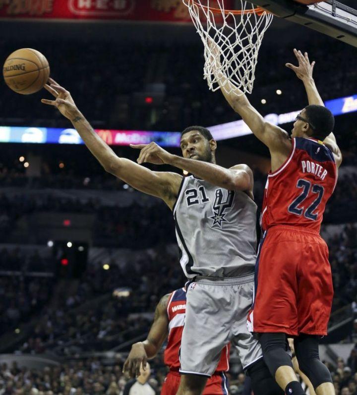 Otto Porter defends Tim Duncan - Washington Wizards' Blog