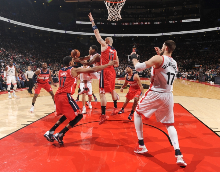 Washington Wizards Blog - Wizards travel to Toronto to play the Raptors