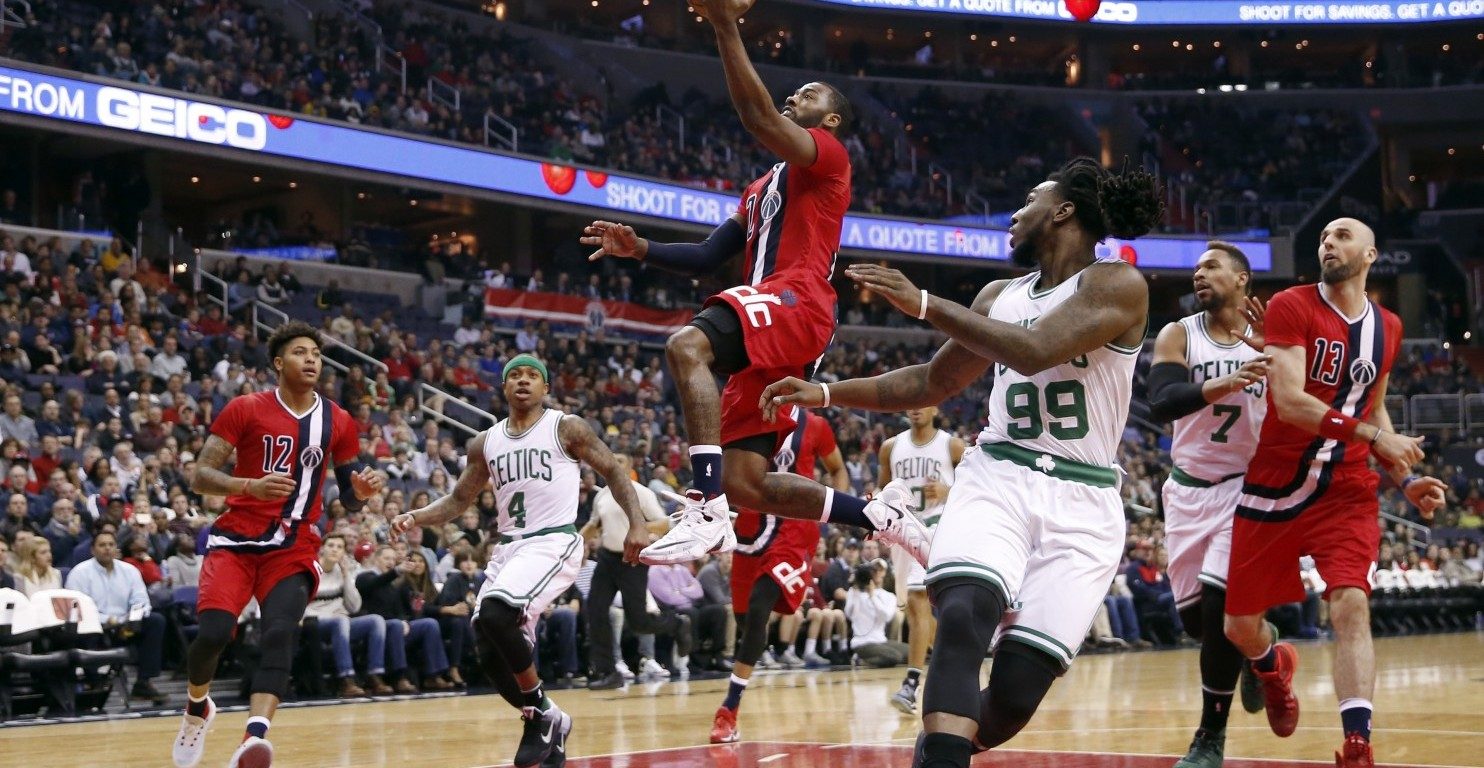 Washington Wizards Basketball - Wizards host Celtics