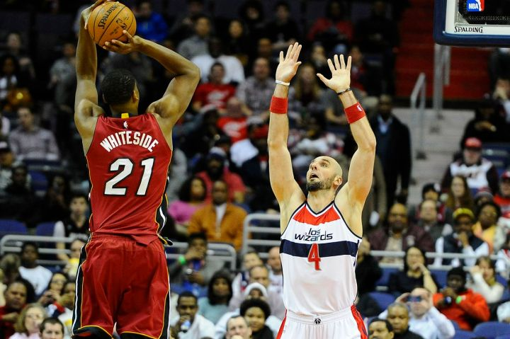 Washington Wizards Blog - The Miami Heat come to DC