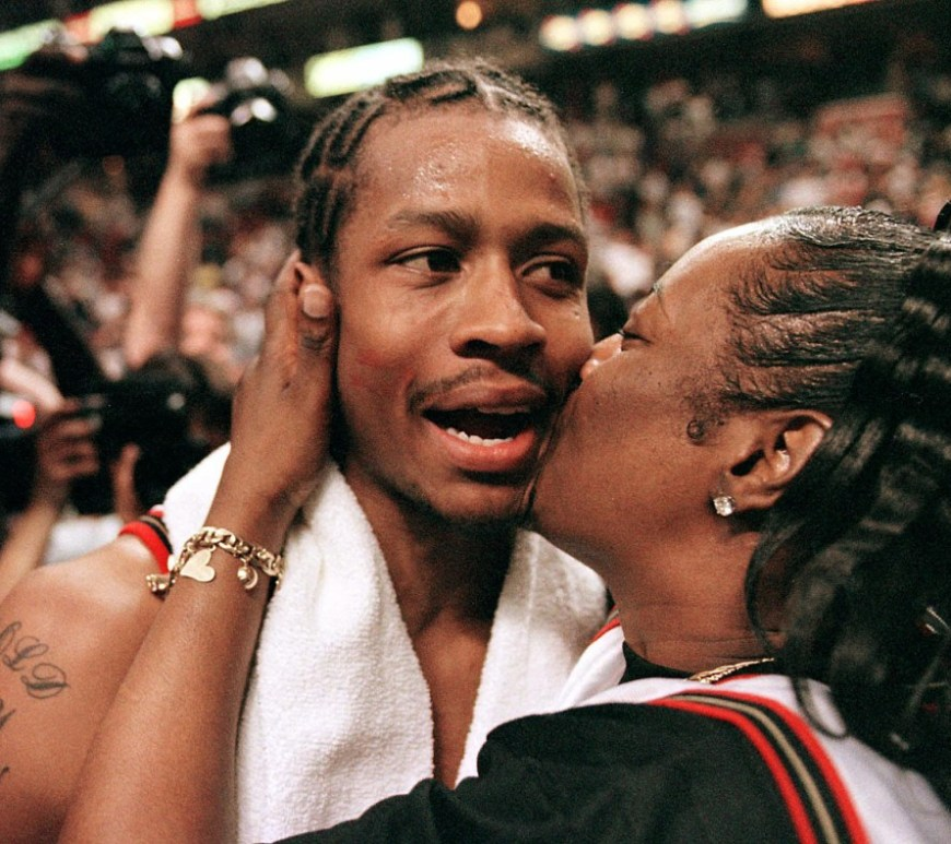 Washington Wizards Blog - Allen Iverson shaped me in basketball and in life