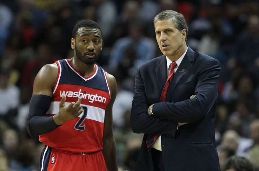 Washington Wizards Blog - John Wall and Randy Wittman discuss Strategy