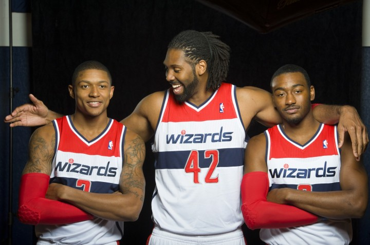 Washington Wizards Blog - Nene leads Wizards against his former team Denver Nuggets