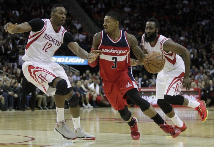 Washington Wizards Blog - Wizards head to Houston to face James Harden and the Rockets