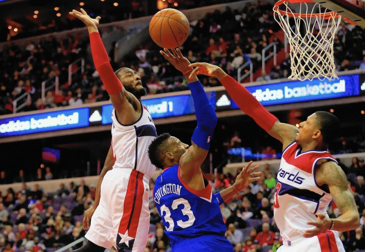 Washington Wizards Blog - The lowly 76ers come to Washington