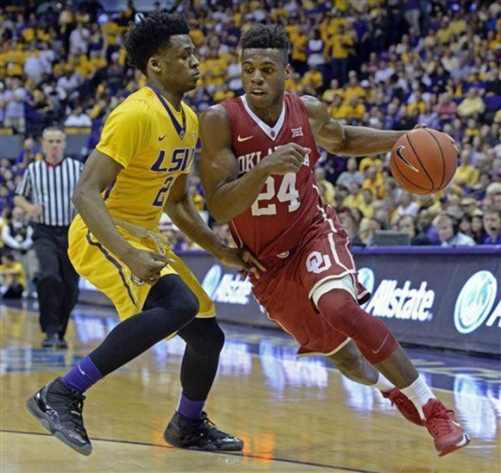 Washington Wizards Blog - Buddy Hield Drives past LSU as Oklahoma knocks off Ben Simmons and LSU