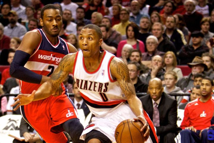 Washington Wizards Blog - Damian Lillard and John Wall square off this week