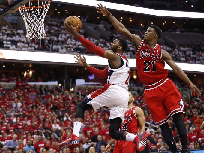 Washington Wizards Blog - Chicago Bulls play Washington as playoffs loom