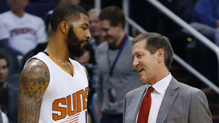 Markieff Morris returns to Phoenix