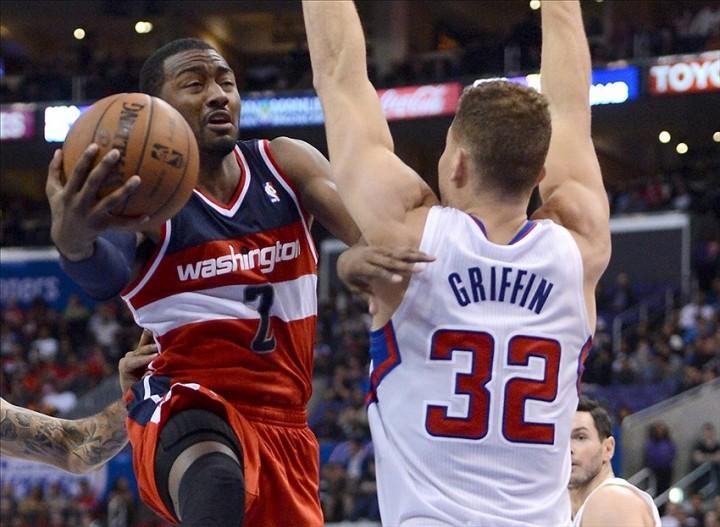 Washington Wizards Blog - Blake Griffin returns Sunday against Washington