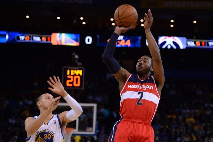 Washington Wizards Blog - Team faces off against Steph curry and the Warriors