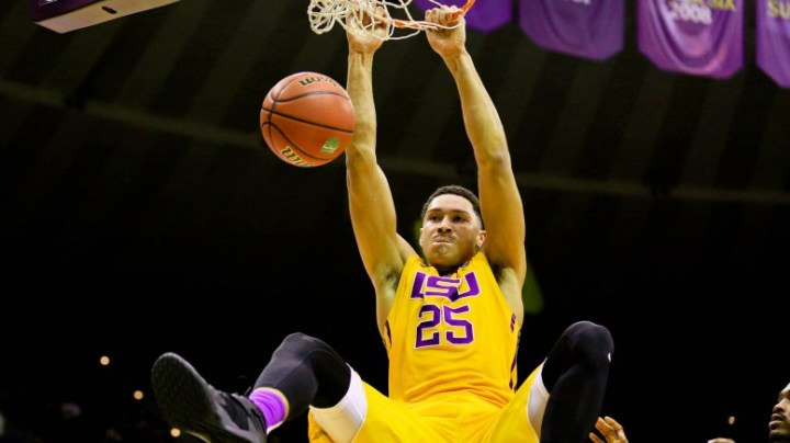 Ben Simmons goes 1st to Philadelphia in 2016 NBA Draft