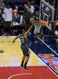 Bucks at Wizards 11/01/14