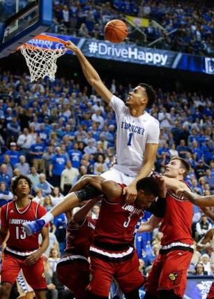 Skal Labissiere 2016 NBA Draft