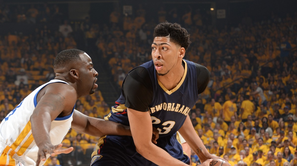 Anthony Davis best power forward in NBA?