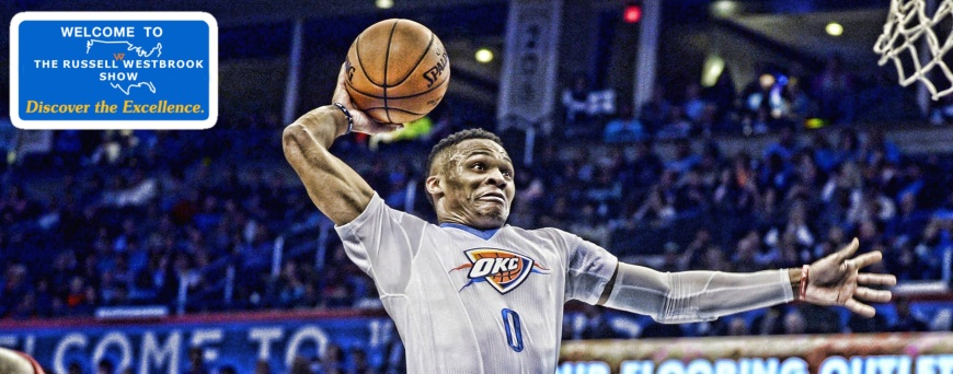 Russell Westbrook Triple Double Watch