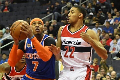 Washington Wizards Blog - Knicks NBA
